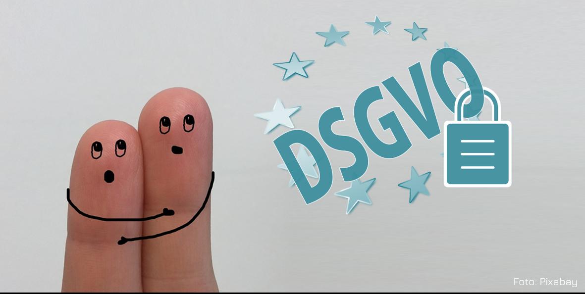 Angst vor der DSGVO?